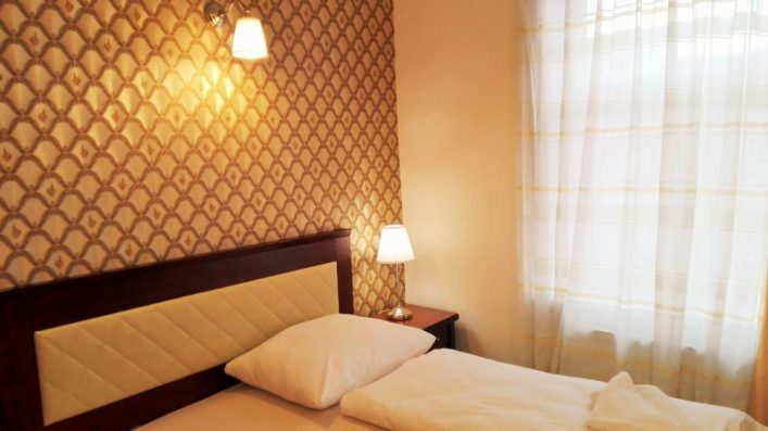 Accommodation in Prague - Hotel Arlington - Praha 9