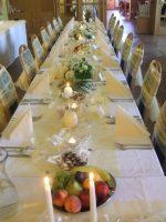 svatební tabule - Ubytování Frýdlant Hotel Zámeček Raspenava, Ubytování Frýdlant, Jizerské Hory - Hotel Zámeček RASPENAVA