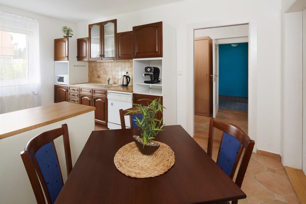 Apartmán s kuchyňkou