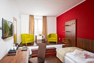 Hotel U Hada Žatec