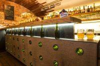 bar v klubu - SKLEP accommodation - apartmány a hostel v centru Prahy