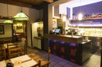 bar v restauraci - SKLEP accommodation - apartmány a hostel v centru Prahy