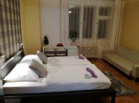 living room - bedroom - SKLEP accommodation - apartmány a hostel v centru Prahy