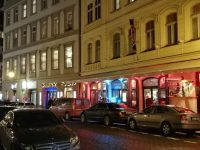 Ulice - SKLEP accommodation - apartmány a hostel v centru Prahy