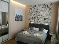 Manželská postel - SKLEP accommodation - apartmány a hostel v centru Prahy