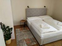Ložnice - SKLEP accommodation - apartmány a hostel v centru Prahy