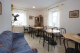 Salonek s kuchyní - Penzion Jasmín